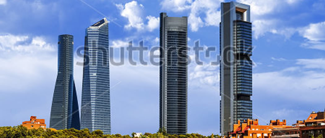 stock-photo-four-modern-skyscrapers-cuatro-torres-madrid-spain-161862143-1050-446